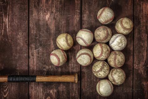 Bat and balls