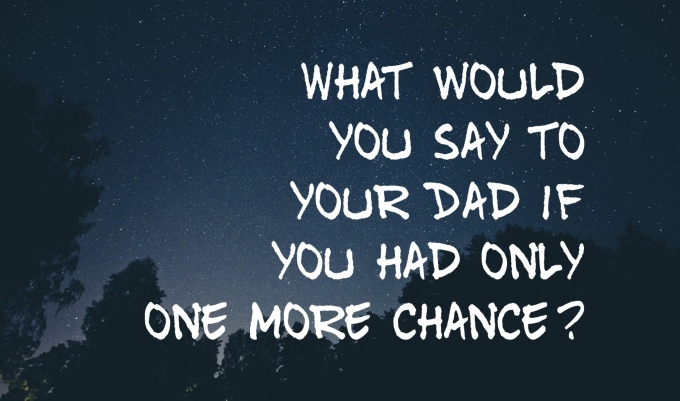 what would you say